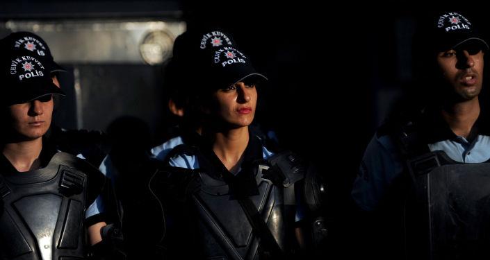 Tureckie policjantki będą mogły nosić hidżab