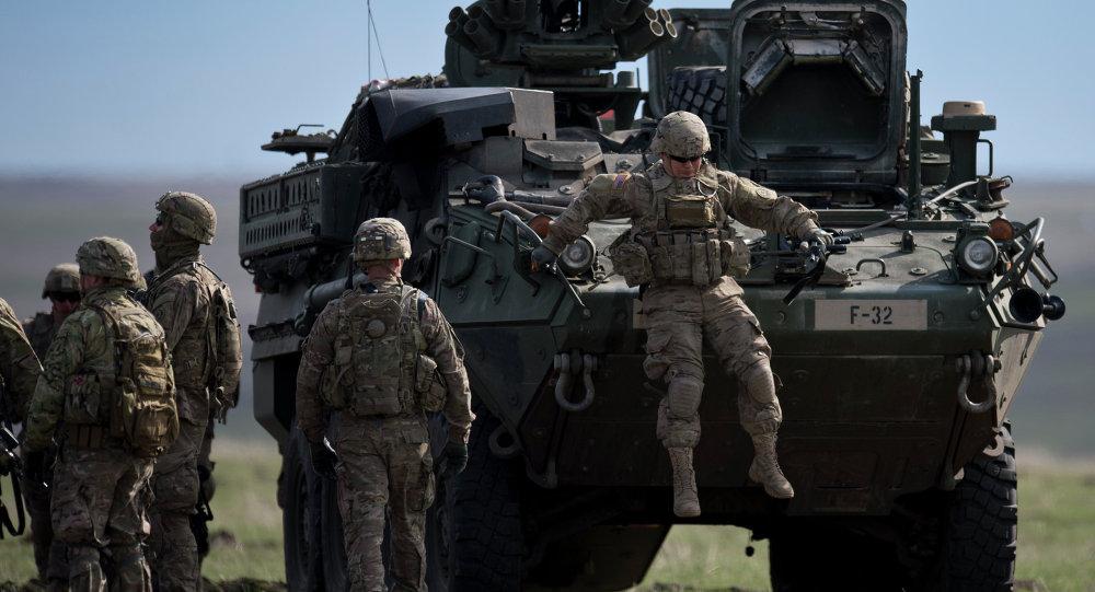 Amerykańscy żołnierze