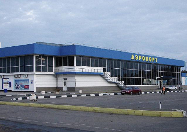 Międzynarodowy port lotniczy Symferopol