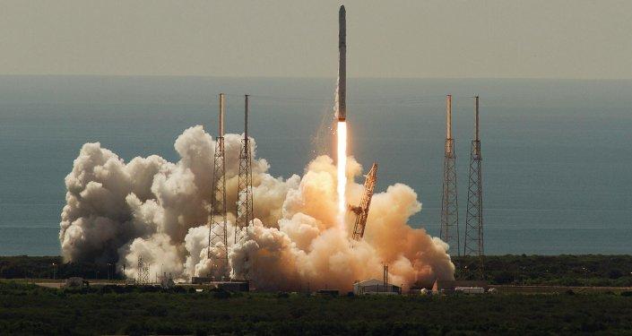 Floryda, start rakiety SpaceX