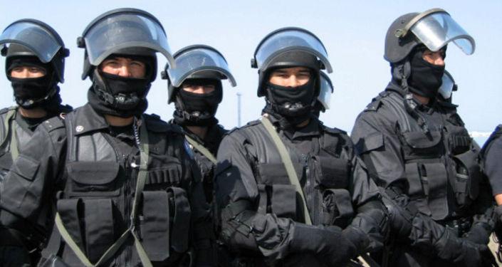 Służby specjalne Komitetu Bezpieczeństwa Narodowego Kazachstanu