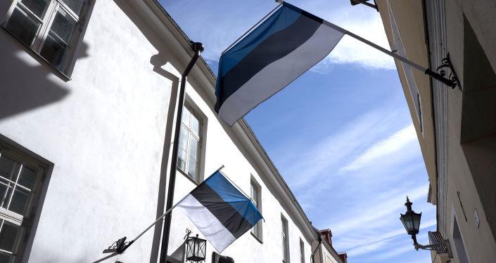 Flagi Estonii