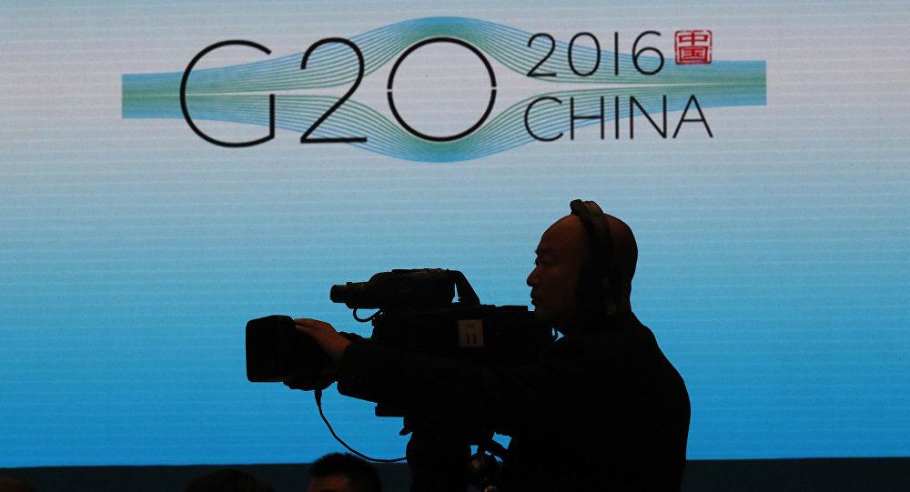 Szczyt G20 w chińskim Hanhzhou
