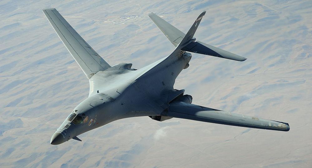 Amerykański naddźwiękowy bombowiec strategiczny В-1 Lancer