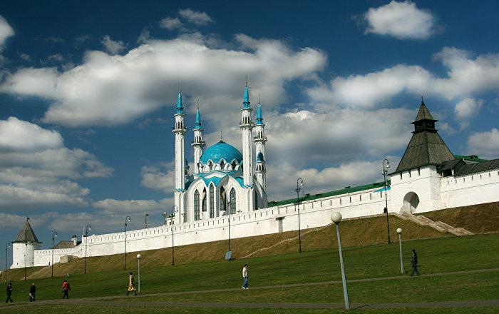 Meczet Kul Szarif