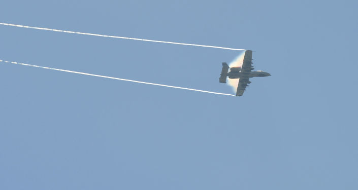 Amerykański samolot szturmowy A-10