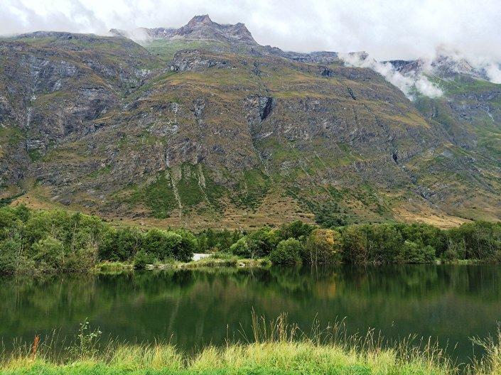 W górach bardziej niż gdziekolwiek indziej odczuwa się majestat przyrody.