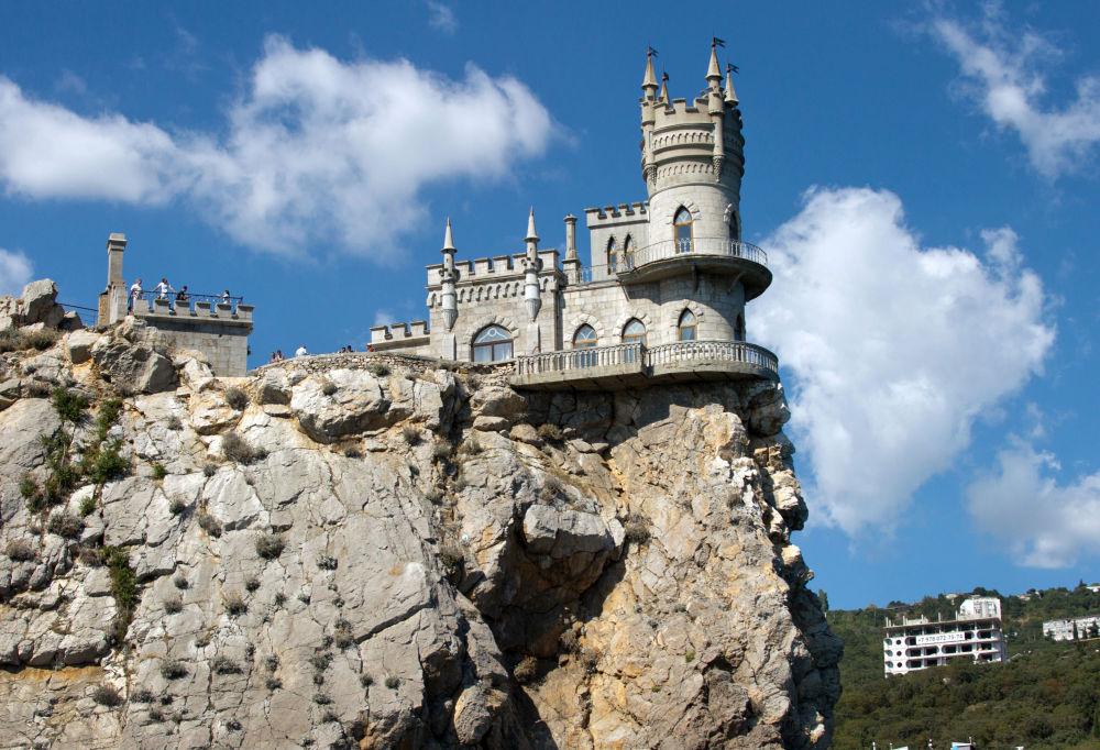 Jaskółcze Gniazdo, Krym