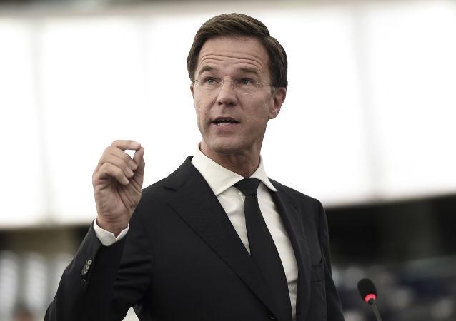 Holenderski premier Mark Rutte