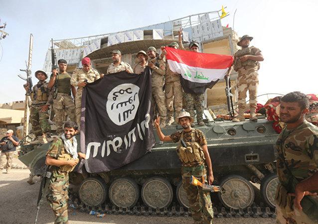Walki przeciwko ISIS w Iraku