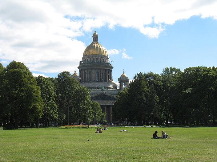 Petersburg od początku mnie zafascynował. Zwłaszcza że jest pełen specyficznego folkloru i miejskich legend, co najbardziej mnie, jako etnologa, interesuje.
