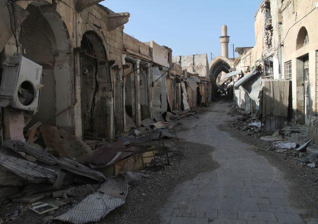 Sytuacja w Syrii, Deir ez-Zor