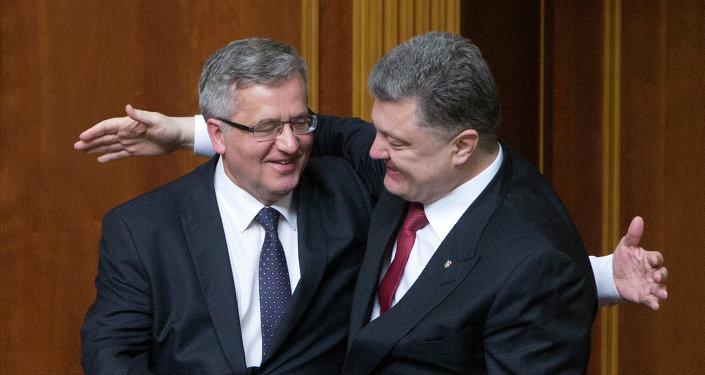 Polsko-ukraińska przyjaźń