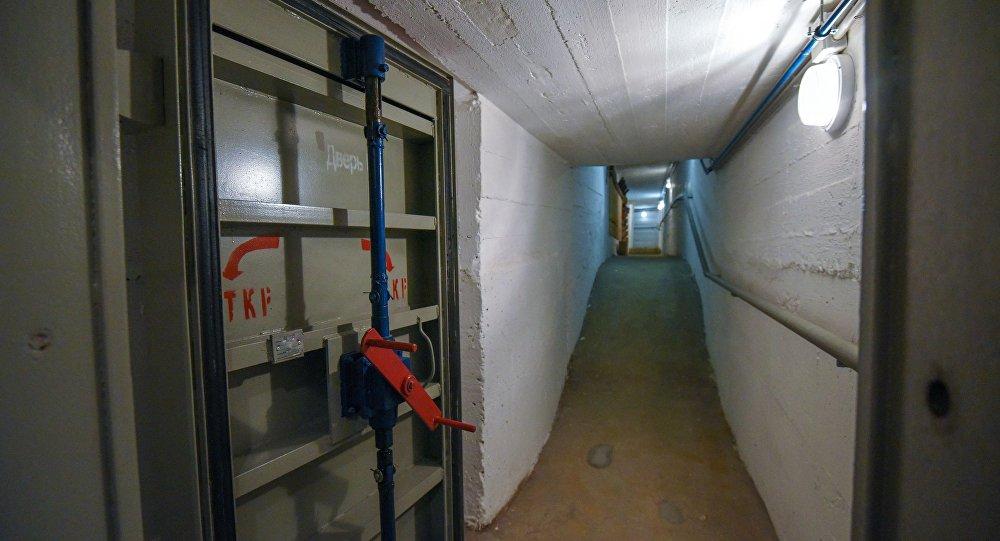 Podziemne schrony, przeznaczone dla mieszkańców Moskwy, są już gotowe w 100%