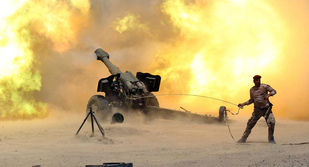 Operacja przeciwko PI w Iraku