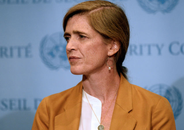 Ambasador USA przy ONZ Samantha Power