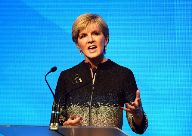 Szefowa MSZ Australii Julie Bishop