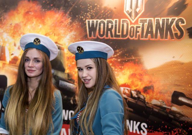 Uczestnicy festiwalu Comic Con Russia-2016 w Moskwie