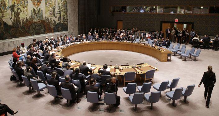 Posiedzenie Rady Bezpieczeństwa ONZ w Nowym Jorku