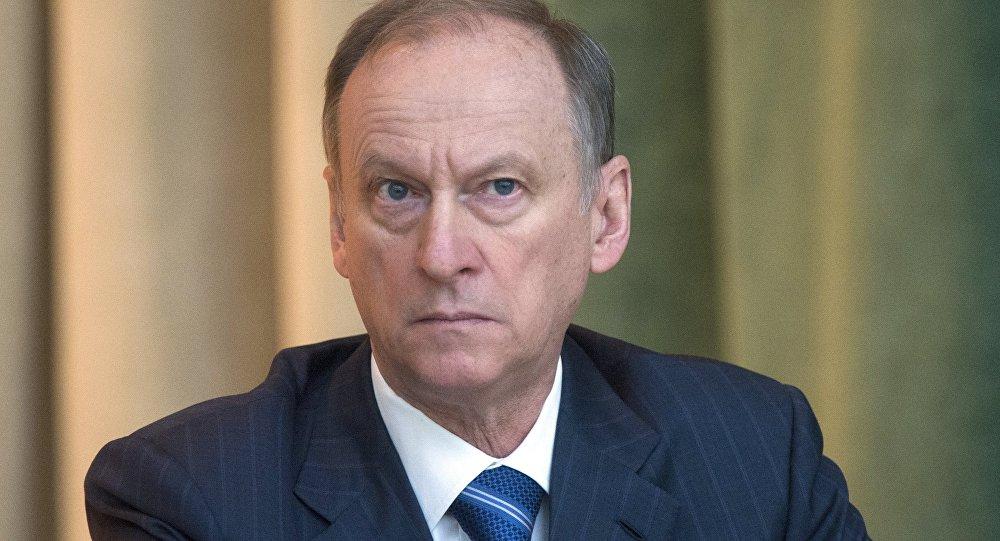 Sekretarz Rady Bezpieczeństwa FR Nikołaj Patruszew
