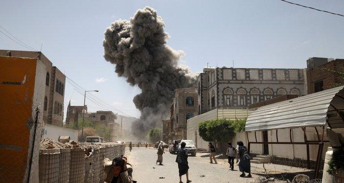 Sytuacja w Jemenie, maj 2015