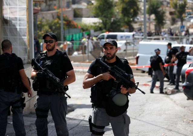 Atak terrorystyczny w Jerozolimie