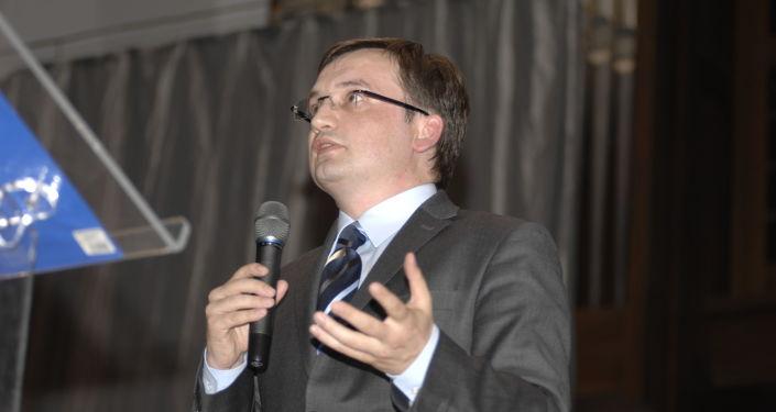 Polska. Zbigniew Ziobro