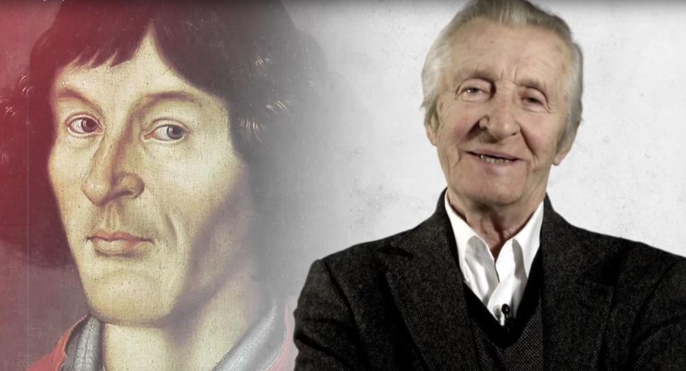 Polski aktor teatralny, kinowy i telewizyjny Andrzej Kopiczyński