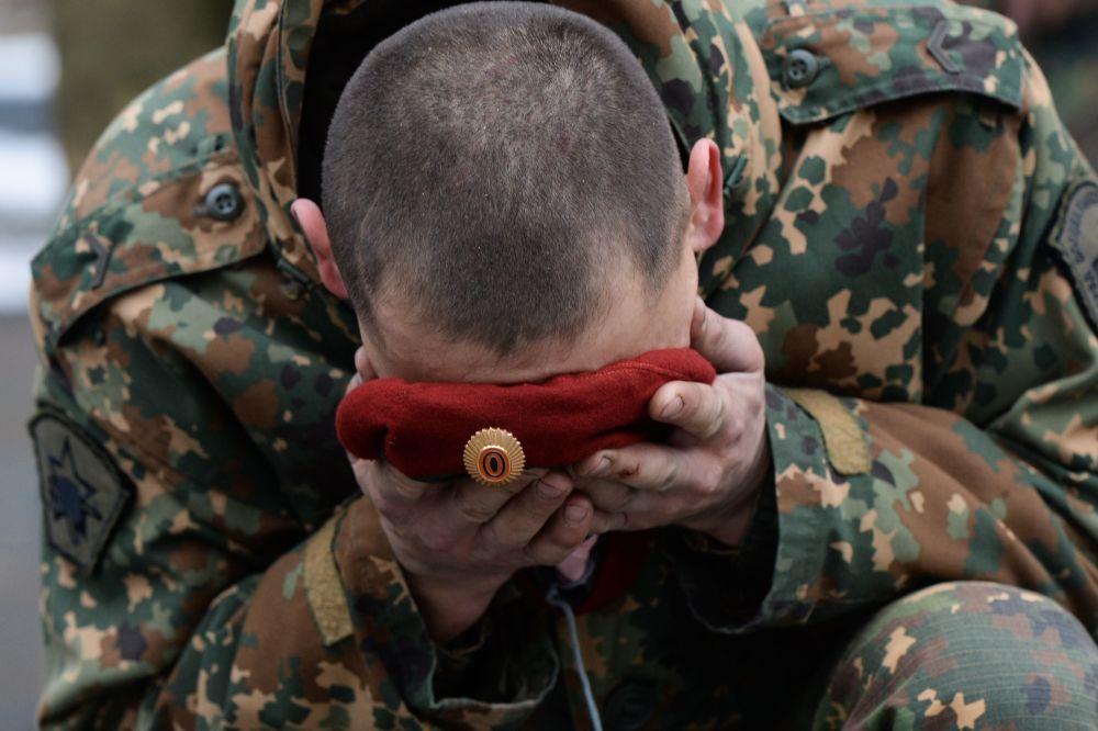 Beret to przedmiot wyjątkowej dumy członka specnazu. On nie daje dodatkowych ulg ani dodatku do pensji, ale co roku setki żołnierzy oddziałów specjalnych i wywiadowczych próbuje zdobyć prawo do jego noszenia.