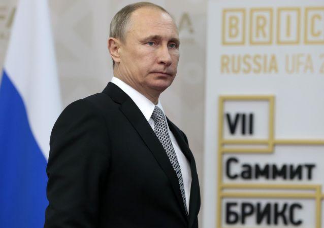 Władimir Putin. BRICS