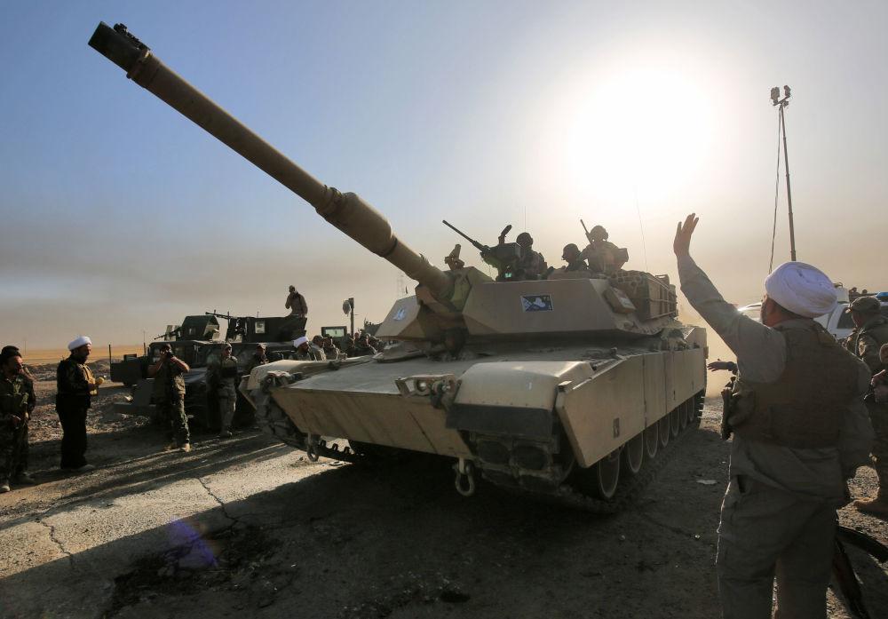 Pentagon nazwał operację wyzwolenia Mosulu przełomowym momentem w walce z terrorystami.
