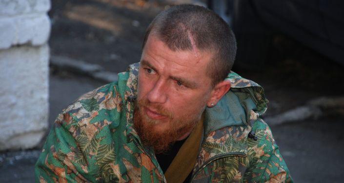 """Arsen Pawłow, znany pod pseudonimem """"Motorola"""" zginął w windzie swojego domu, gdzie eksplodowała bomba"""