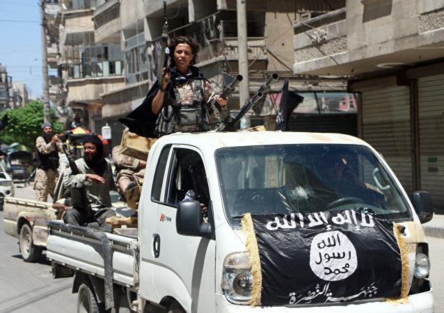 Terroryści z grupy Dżabhat an-Nusra