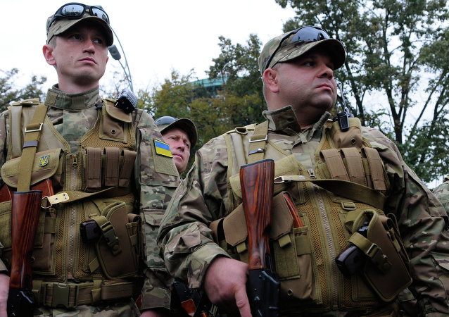 Ukraińskie wojsko