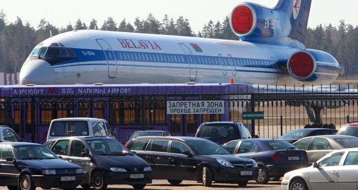 Ukraina zawróciła białoruski samolot pasażerki