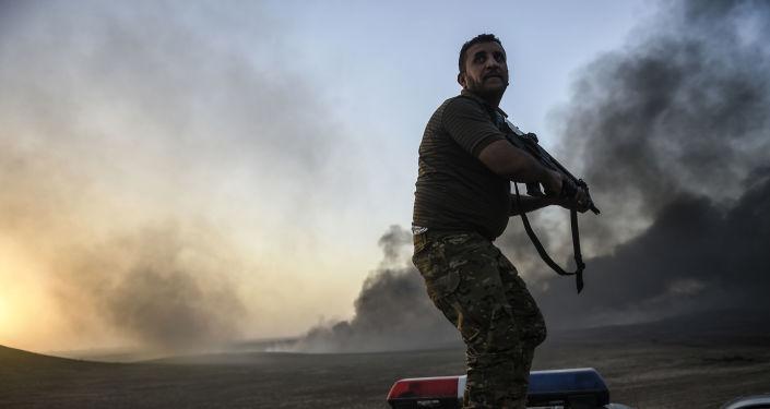 Wyzwolenie Mosulu jest głównym celem rozpoczętej w poniedziałek ofensywy, prowadzonej przy wsparciu koalicji międzynarodowej pod dowództwem Stanów Zjednoczonych