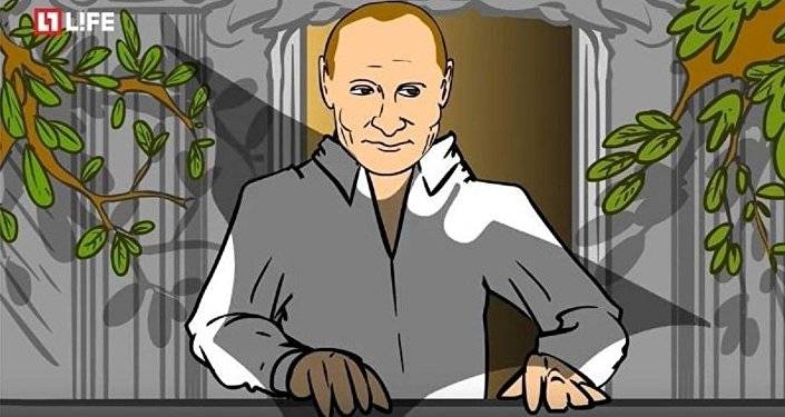 Putin kontra Batman