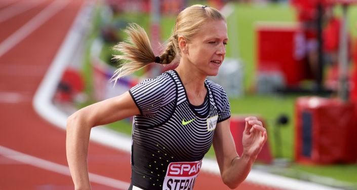 Julia Stepanowa