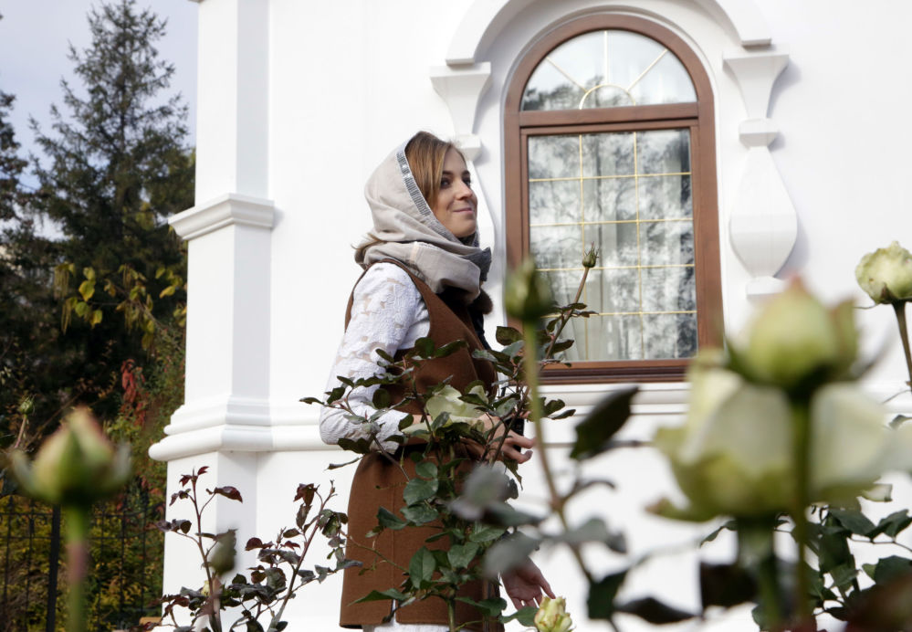 Deputowana Dumy Federacji Rosyjskiej Natalia Pokłońska otworzyła 26 października 2016 roku w Symferopolu kaplicę pod wezwaniem carskich męczenników Mikołaja II i jego rodziny.