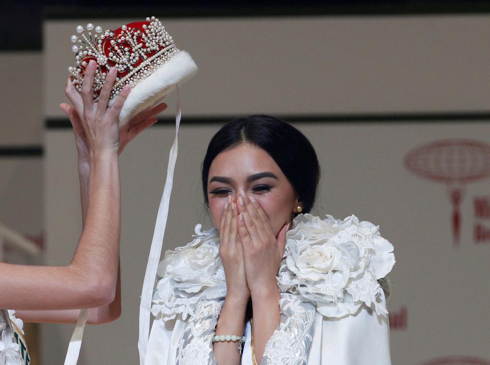 Zwyciężczynią konkursu Miss International Beauty Pageant w Tokio została Kylie Verzosa, reprezentanka Filipin