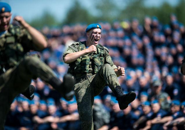 Obchody wojsk powietrznych w Rosji