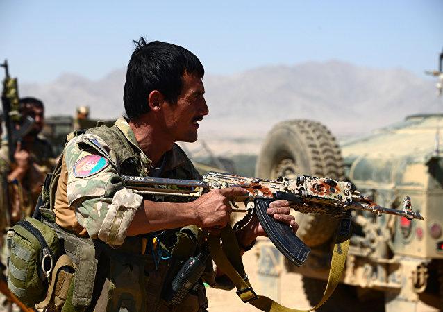 Operacja przeciwko grupie fundamentalistów Taliban