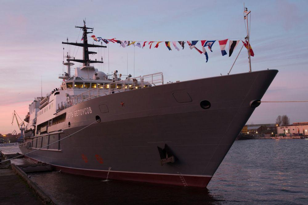 Statek ratowniczy Igor Bielousow