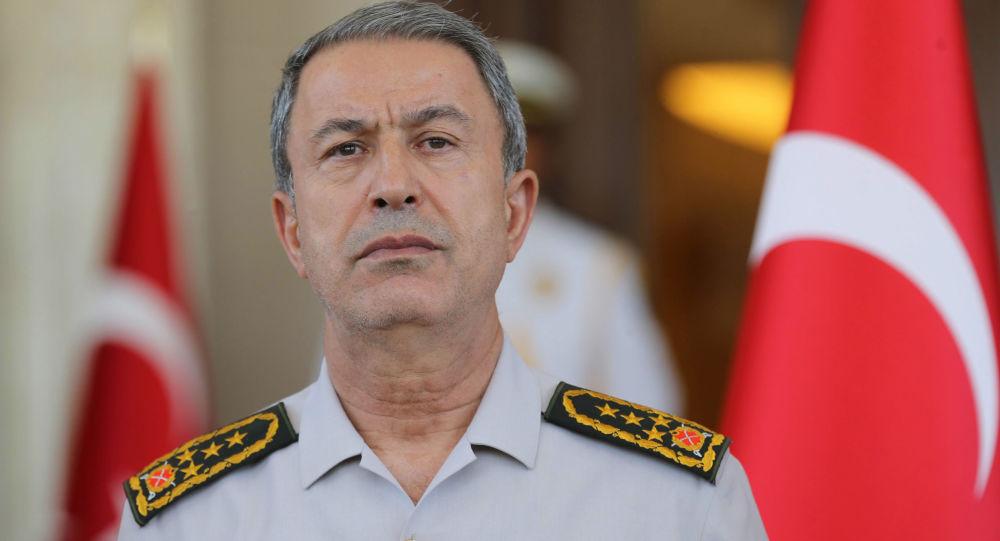 Szef Sztabu Generalnego Sił Zbrojnych Turcji Hulusi Akar