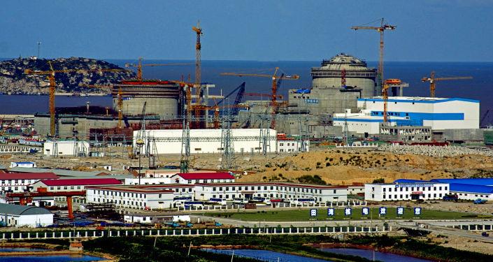 Elektrownia atomowa w Tianwan. Chiny