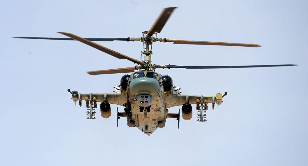 Śmigłowiec Ka-52