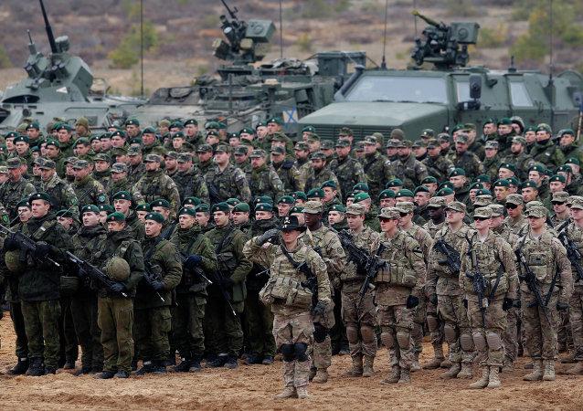 Ćwiczenia NATO na Litwie