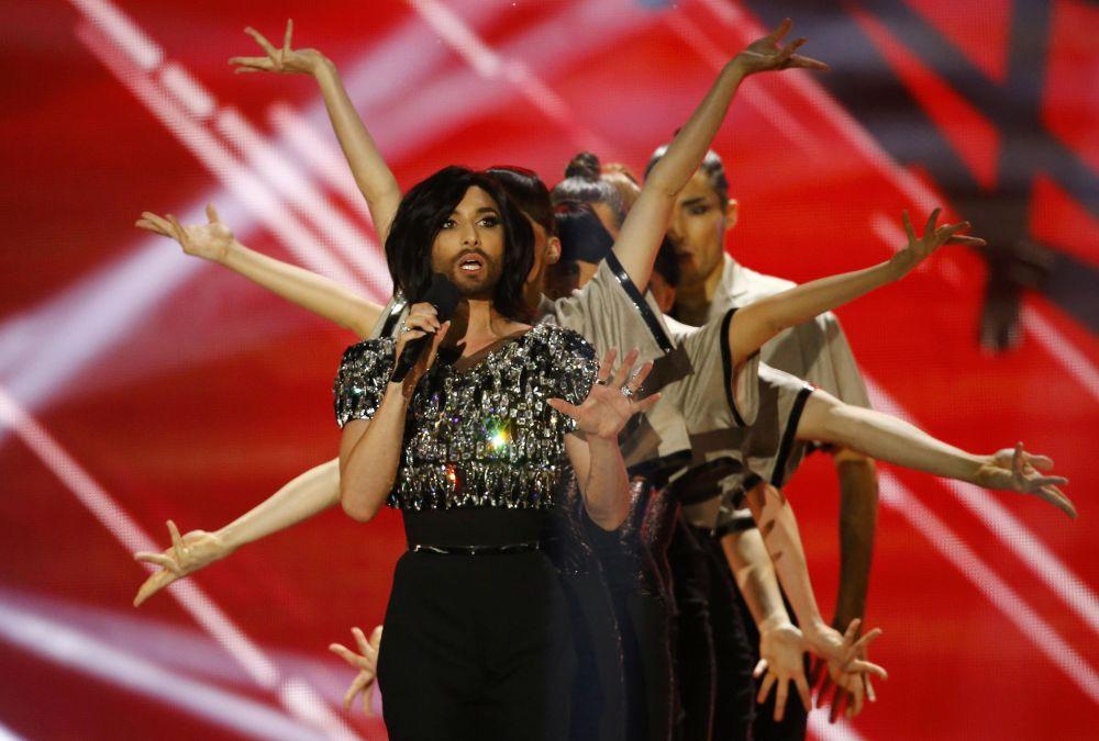 Zwycięzca Eurowizji-2014 Conchita Wurst