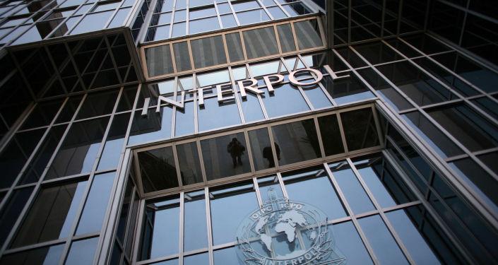 Kwatera sztabu Interpolu w Lyon