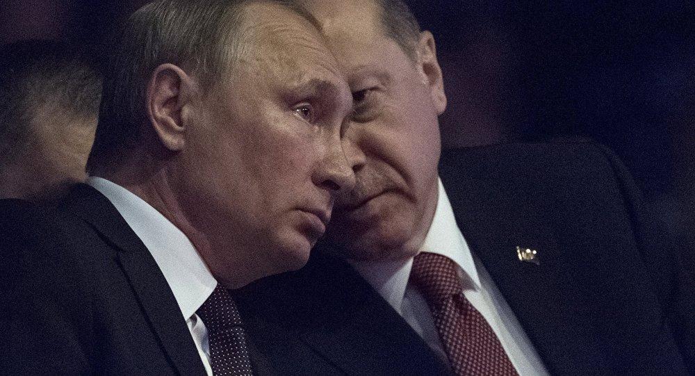 Władimir Putin i Recep Tayyip Erdogan w Istambule, 10 października 2016